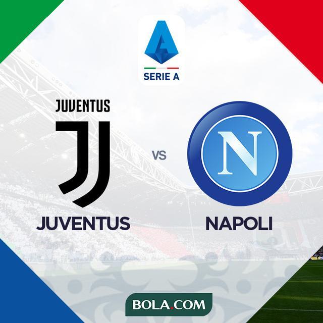 Jadwal Live Streaming Liga Italia Juventus Vs Napoli Minggu 4 Oktober 2020 Dunia Bola Com