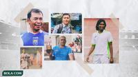 Kolase - Striker Lokal Berkelas Persib Bandung (Bola.com/Adreanus Titus)