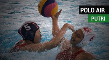Berita video momen perjuangan Timnas polo air putri Indonesia saat secara dramatis mengalahkan Hong Kong di Asian Games 2018.