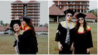 Potret kekompakan Febby Rastanty dan adiknya, Rizky Rizaldi. (Sumber: Instagram/@febbyrastanty)