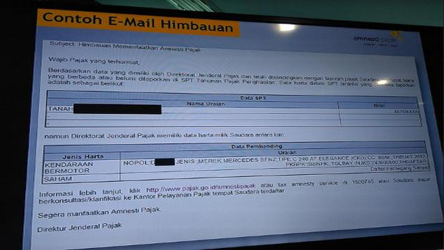 Dapat Email Dari Djp Ini Yang Harus Wajib Pajak Lakukan