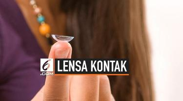 Universitas California menciptakan teknologi baru dari sebuah lensa kontak. Mereka membuat lensa kontak dapat zoom in hanya dengan kedipan mata.