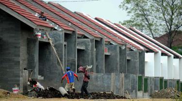 Dinas Tata Kota Tangsel 170 Rumah Bagi Warga Miskin