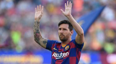 Lionel Messi dan 5 Penyerang Legendaris Barcelona