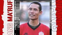 Timnas Indonesia - Anang Ma'ruf (Bola.com/Adreanus Titus)