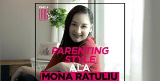 LADY BOSS: Cerita Mona Ratuliu jadi Ibu Empat Anak