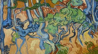 Tree Roots Painting/VAN GOGH MUSEUM