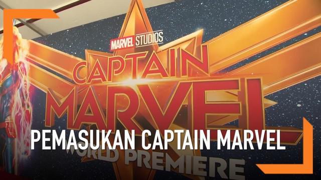 Film Captain Marvel besutan Marvel Cinematic Universe berhasil meraup penghasilan tinggi, padahal karakter utamanya belum pernah muncul di film-film sebelumnya. Meraih pendapatan melebihi batas box office dunia, yaitu 1 miliar USD atau setara dengan ...