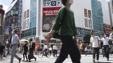 Tokyo Catat Rekor Kasus Covid-19 Setelah Olimpiade