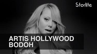 Beberapa artis Hollywood ini dianggap bodoh karena ucapannya. Siapa saja mereka? Saksikan hanya di Starlite!