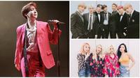J-Hope, BTS, dan MAMAMOO (Foto: Twitter/bts_bighit, Twitter/RBW_MAMAMOO)