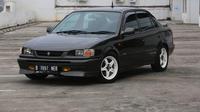 Modifikasi Toyota Corolla 1997 (Ist)