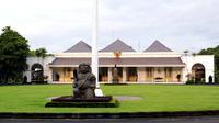 Gedung Agung atau Istana Yogyakarta yang menjadi kediaman Presiden Sukarno selama pemindahan Ibu Kota ke Yogyakarta. (Ist)