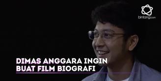 Dimas Anggara dapat inspirasi dari Indra Birowo dan Lukman Sardi.