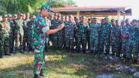 Peleton Pemukul Siaga Jelang Pemilu (Liputan6.com/Rino Abonita)