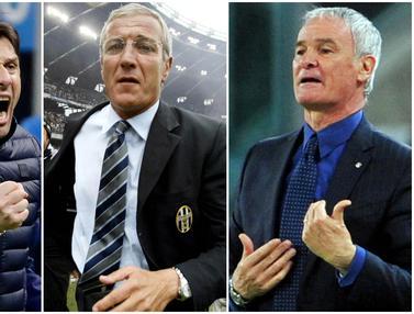 FOTO: 5 Juru Taktik yang Pernah Menahkodai Juventus dan Inter Milan