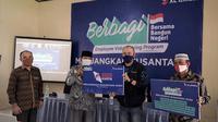 XL Axiata salurkan bantuan untuk sekolah dan panti asuhan di Aceh. (Dok. XL Axiata)