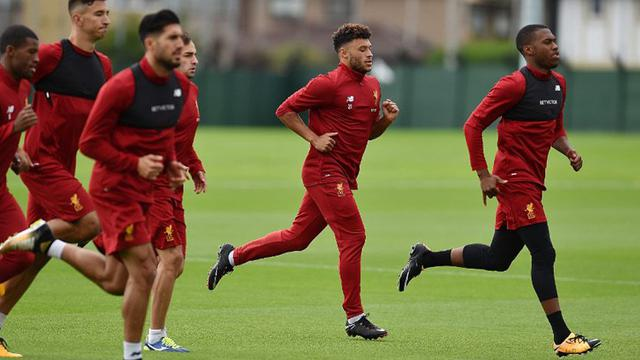 Philippe Coutinho, Alex Oxlade-Chamberlain, Liverpool