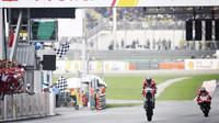 Pebalap Ducati, Andrea Dovizioso. (Andrea Dovizioso)