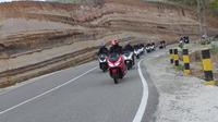 Rute Ruteng - Labuan Bajo memberikan tantangan tersendiri (AHM)