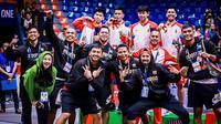 Timnas Basket 3x3 putra raih perak SEA Games 2019 (Ist)
