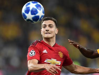 Manchester United-Diogo Dalot