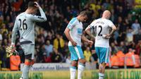 Video highlights momen penting pekan ini, Norwich sukses keluar dari jurang degradasi usai kalahkan Newcastle dengan skor 3-2.