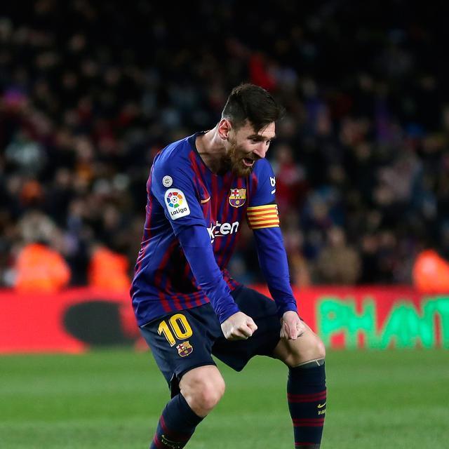 3 Alasan Jumlah Gol Lionel Messi Akan Lebih Banyak Dari Cristiano Ronaldo Saat Pensiun Bola Liputan6 Com