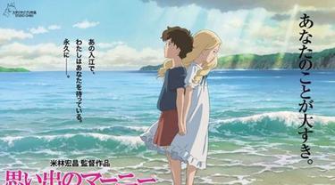 Studio Ghibli Pamer Keindahan Pantai di Trailer Film Marnie