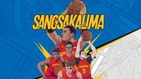 Sangsaka Lima Jadi Komik Basket Pertama di Indonesia (Dok DBL)