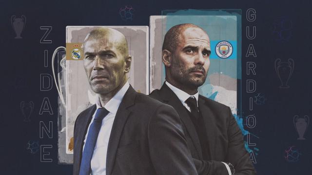 Berita Video Real Madrid Vs Manchester City, Pep Guardiola Punya Rekor Bagus Saat Hadapi Los Blancos