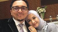 Laudya Cynthia Bella dan suami, Engku Emran (Instagram)