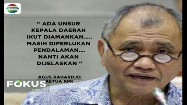 Bupati Cirebon Sunjaya Purwadi Sastra  ditangkap KPK terkait dugaan korupsi jual beli jabatan di Pemerintah Kabupaten Cirebon.