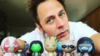 Ternyata Sutradara Guardian of the Galaxy, James Gunn   pun seperti mengucapkan pernyatan senada. (instagram/jamesgunn)