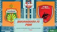 Shopee Liga 1 - Bhayangkara FC Vs PSM Makassar (Bola.com/Adreanus Titus)