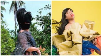 Parodikan Met Gala, 6 Gaya Penampilan Mimi Peri Ini Bikin Geleng Kepala