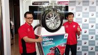 PT Bridgestone Tire Indonesia (BSIN) meluncurkan ban baru untuk pasar otomotif Tanah Air.