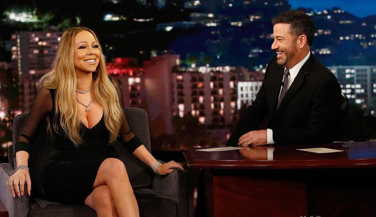 Gemuk Melampau, Doktor Nasihat Mariah Carey