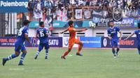 Persib Bandung saat berhadapan dengan Borneo FC di semifinal Liga 1 U-19 (Liga-Indonesia.id)