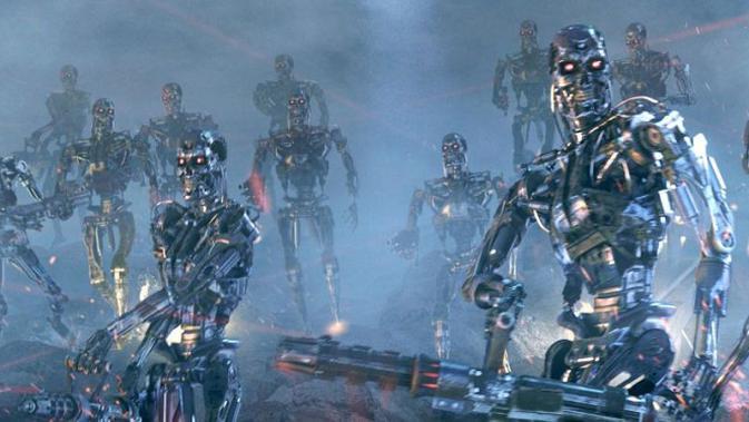 Jika Robot Membahayakan Umat Manusia, Google Akan Lakukan Hal Ini