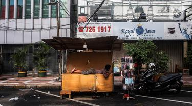 Kasus Aktif dan Kematian Akibat COVID-19 di Jakarta Turun