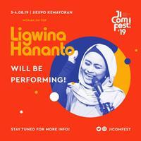 Ligwina Hananto (Instagram/jicomfest)