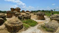 Bukit Jamur (Sumber: Dinas Pariwisata dan Kebudayaan Kabupaten Gresik)