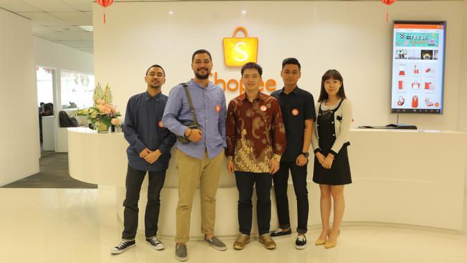 Shopee Gandeng Pedagang Asing Jualan Di Indonesia Tahun Depan