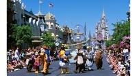 Tak hanya Jakarta yang dilanda banjir, Disney World Florida juga mengalami hal serupa. (Foto:Teenvogue.com)