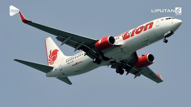 Komite Nasional Keselamatan Transportasi (KNKT) mengungkap temuan awal investigasi jatuhnya Lion Air PK-LQP.
