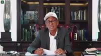 Direktur K-Link Indonesia Dato Radzi Saleh mengatakan saat ini beredar produk K-Link di marketplace yang diragukan keasliannya (Liputan6.com/Komarudin)