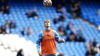 Wonderkid Manchester City, Cole Palmer. (AP Photo/Jon Super)