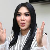 Syahrini. (Nurwahyunan/Bintang.com)