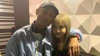 Pharrell Williams dan Lisa BLACKPINK (Dok. Instagram @lalalalisa_m/https://www.instagram.com/p/Bvi65UEjh4D/Putu Elmira)